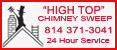 High Top Chimney Sweep