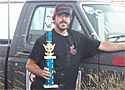 Congratulations to Blaine Mottern Jr for taking 1st place in the stock class at the Sykesville Fair Mud Bog on 8-11-12