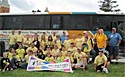 Big Brothers Big Sisters of Elk, Jefferson & McKean county held a group activity trip to the Pittsburgh Steelers training camp this past Sunday. Everyone had a blast and even got some autographs from the players and coaches!