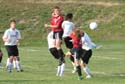Here is a photo from last weeks DuBois - Clearfield soccer match played in Clearfield. DuBois lost 5-1.