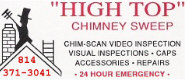 WE DO CHIMNEYS & STOVES