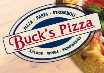 BUCK'S PIZZA: Expanded Delivery - Pick-up Service - Curbside Service