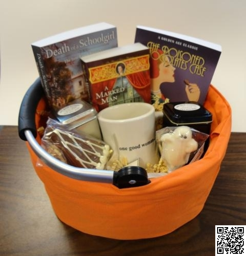 Annual Fall Basket Raffle by the Friends of the Library ...