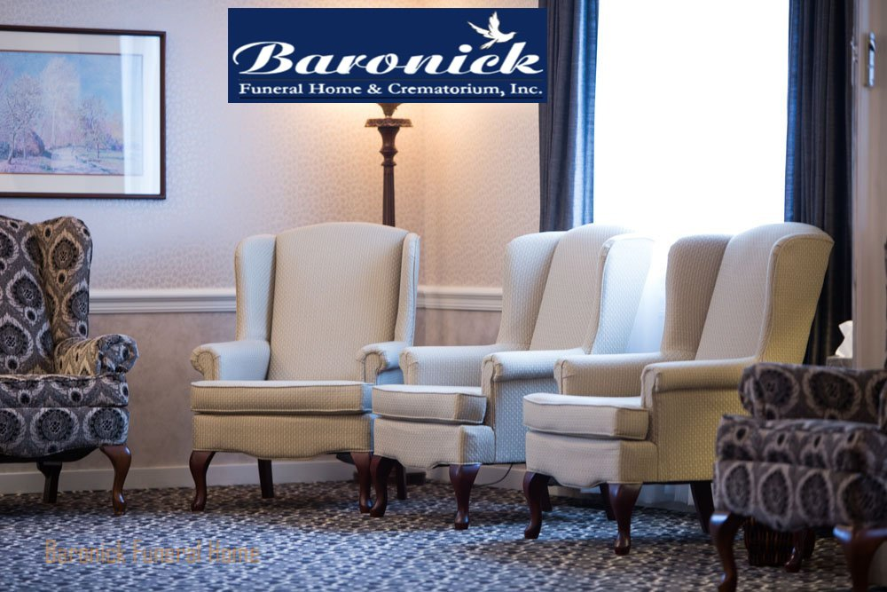 Special Announcement From  Baronick Funeral Home