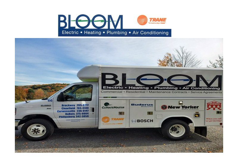Bloom Electric Plumbing Heating & Air Conditioning, Inc.